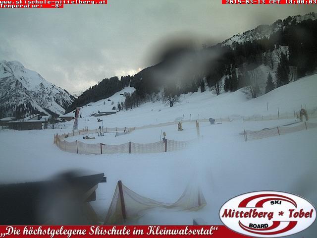 Skischule Mittelberg Webcam