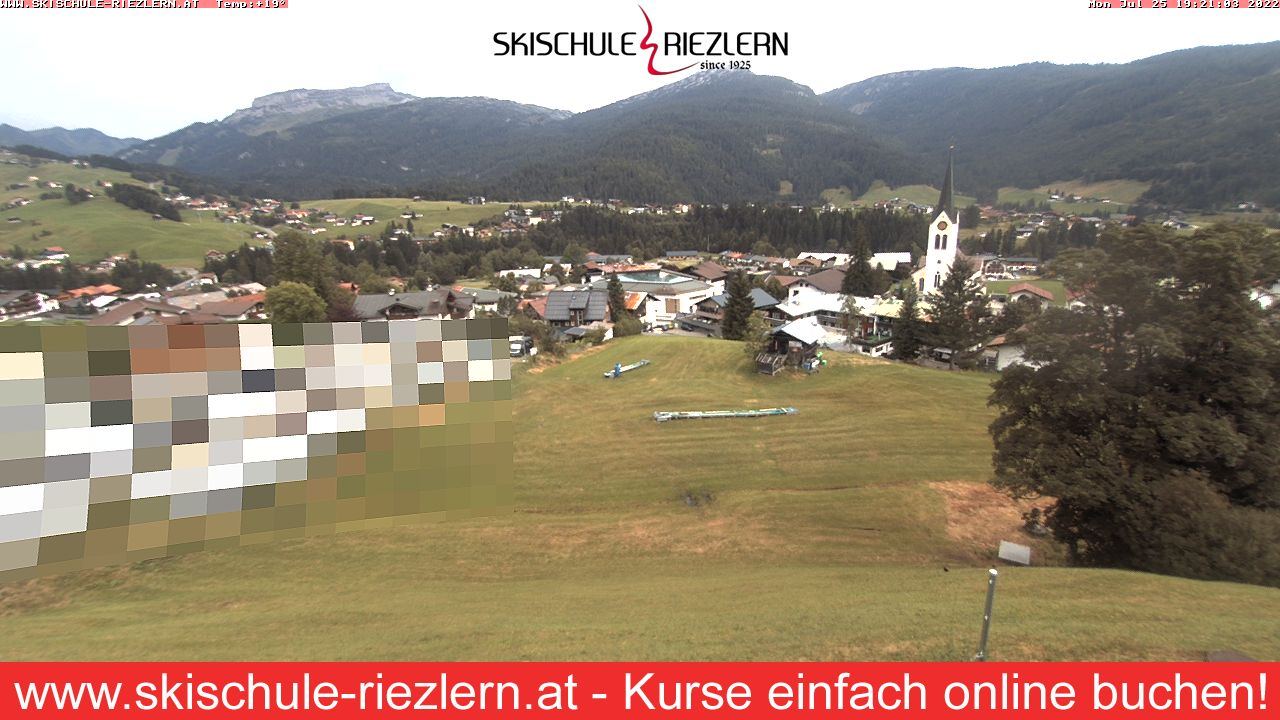 Webcam Kleinwalsertal