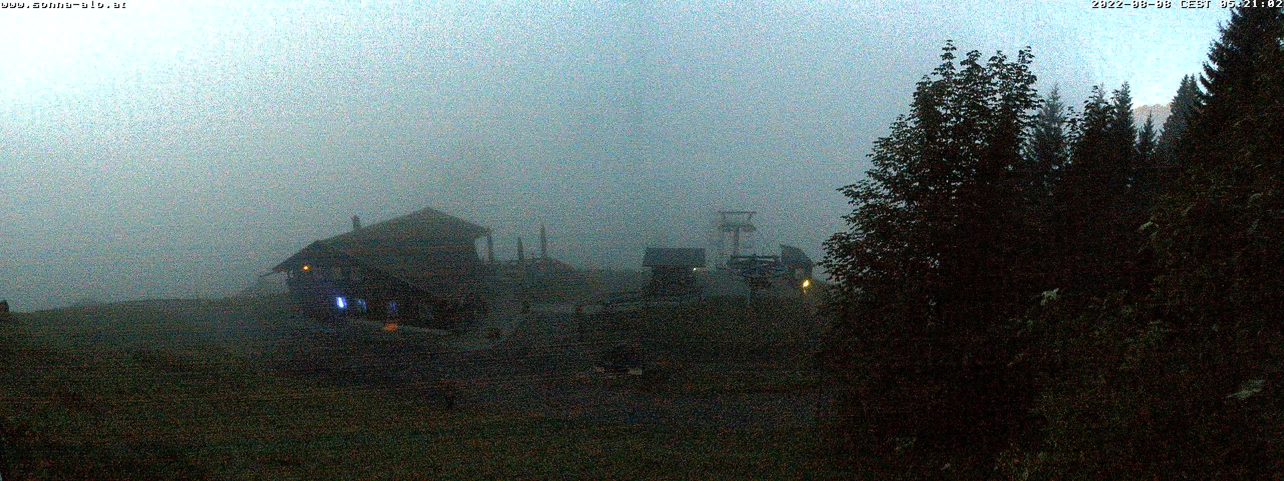 Webcam Zafernalift Bergstation