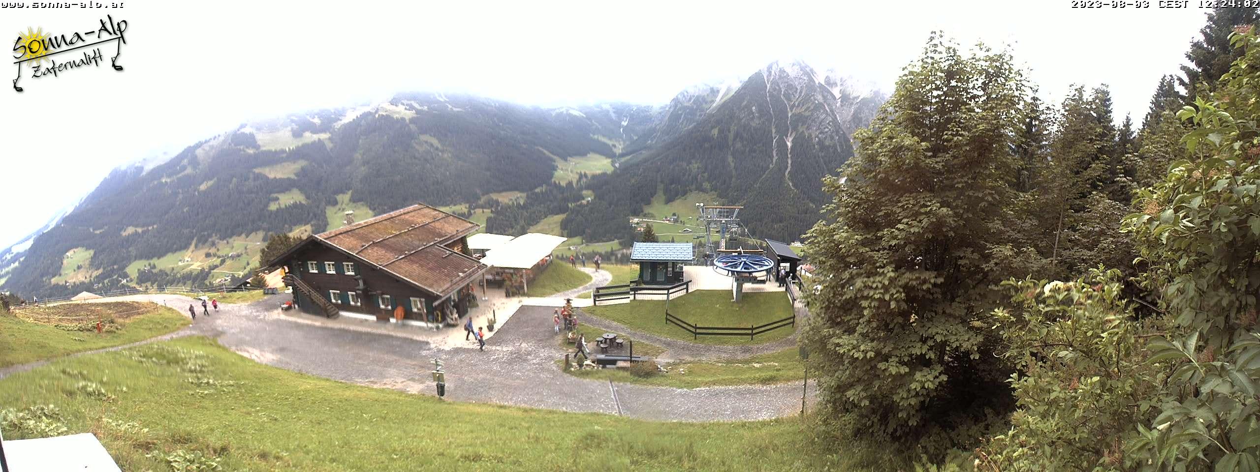 Talwandergebiet Zaferna