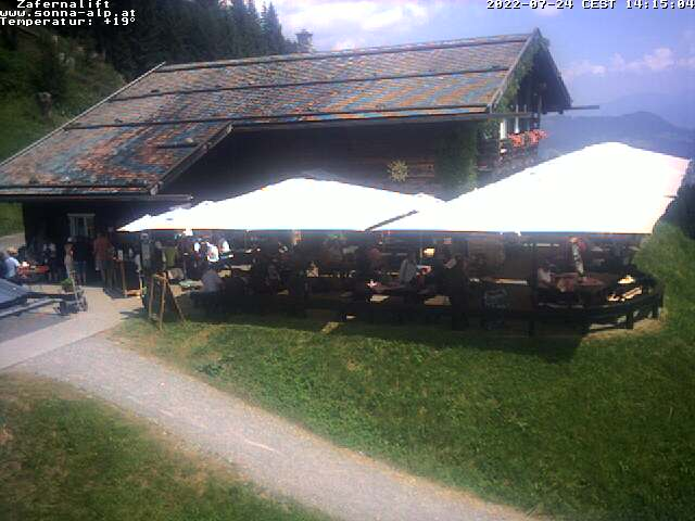 Webcam Sonna Alp